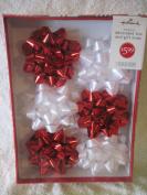 XBW8 Hallmark Premium Decorated Box and Gift Bows