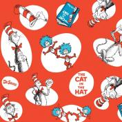Dr. Seuss Jumbo Gift Wrap