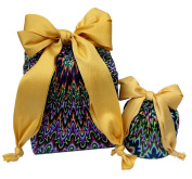 lilywrap Flame Eco Friendly + Reusable Stretchy Gift Wrap