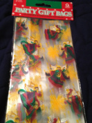 """Cellophane Party Gift Bags-small """"Angels"""""""