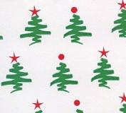 Little Trees (60cm w X 100'l) Cellophane Roll