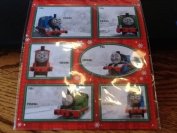 Thomas and Friends Self Stick Gift Tags