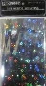 Giftwrap:silver Stars