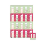 Christmas Holiday Gift Wrap Paper Roll, Roger La Borde Festive House