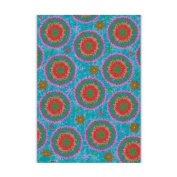 Christmas Holiday Gift Wrap Paper Roll, Roger La Borde Festive Mandala