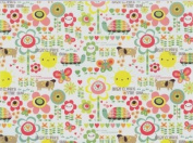 Here Comes Sun Rolled Gift Wrapping Paper