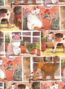 Cats,Cats,Cats Gift Wrapping Paper