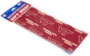NCAA Virginia Tech Hokies Wrapping Paper