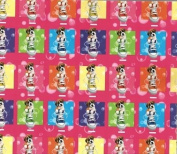 Boxer Puppies Rolled Gift Wrap Paper