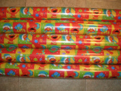 Grover Christmas Gift Wrap Paper