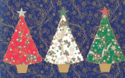 Three Royal Trees Boxed Christmas Cards