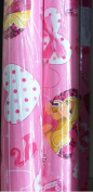 BARBIE ~ Fun Gift Wrap. 20 Sq. Ft. (1 Roll) Wrapping Paper