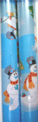 Frosty the Snowman Gift Wrap Wrapping Paper 2 ROLLS