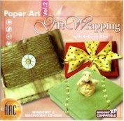 BRAND NEW Arc Media Paper Art Volume 2 Gift Wrapping System Requirements Windows 98 Me 2000 Xp
