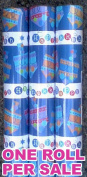 Happy Hanukkah Dradle Wrapping Paper - 40 Sq Ft - One Roll