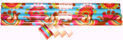 The Gift Wrap Company Bright & Posh Wrapping Paper & Ribbon Set