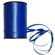 500 yd. Navy Curling Ribbon