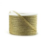 Nylon Metallic Taffeta Ribbon 25 Yard Roll