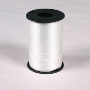 Decorating Curling Ribbon White 500 Ydroll