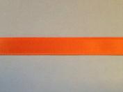GOLD 1cm - 100 Yards Single Faced Satin Ribbon 100% Polyester
