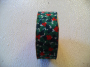 3 Rolls 12' X 3.5cm Wide Craft & Floral Novelty Ribbon