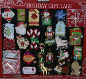 Kirkland Signature 60 Handmade Holiday Gift Tags
