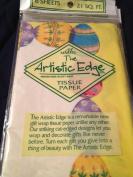 Easter Egg Cut-edged Tissue Paper 50cm X 70cm