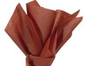 Tissue Paper CINNAMON ~ FOR CRAFTS & GIFT BAGS