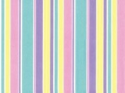 Tissue Paper SORBET STRIPE Over 50 Sq Ft ~ 12 Sheets ~ FOR CRAFTS & GIFT BAGS