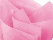 Brand New Bubblegum Pink Bulk Tissue Paper 38cm x 50cm - 100 Sheets