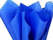 Bulk Royal Presidential Sapphire Blue Wrap Tissue Paper 50cm X 80cm - 48 XL Sheets