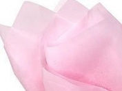 Bulk Blush Light Pink Tissue Paper 38cm x 50cm - 100 Sheets