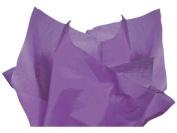 Elegant Lavender Gift Wrap Pom Pom Tissue Paper 15x20 -50Sheets
