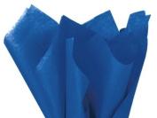 Elegant 24 Ct Brilliant Blue Tissue Paper