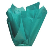 Cascade Green Wrap Tissue Paper 50cm X 80cm - 48 Sheets