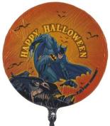 Batman Happy Halloween 46cm Mylar Balloon