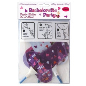 Bachelorette Foil Balloon On a Stick