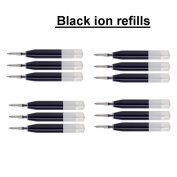 10 Cross Black Ion Gel Ink Refill [Bulk Packing] fits Roadster, Vice, Penatia Gelicious , and Matrix Pens]