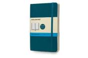 Moleskine Soft Cover Underwater Blue Pocket Dotted Notebook