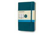 3oleskine Soft Cover Underwater Blue Pocket Dotted Notebook