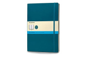 Moleskine Soft Extra Large Underwater Blue Dotted Notebook