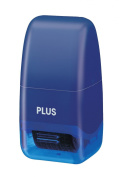 Kespon Guard Your ID Mini Roller Stamp, Blue