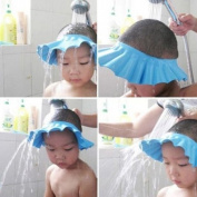 BeautyYu Baby Child Kid Shampoo Bath Shower Wash Hair Shield Hat Cap