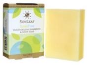 Moisturising Shampoo and Body Soap 150ml Bar