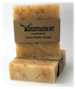 Cranbleberry Soap - Handmade, Vegan / 2 Bars