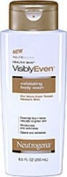 Neutrogena Healthy Skin Visibly Even Exfoliating Body Wash 250ml