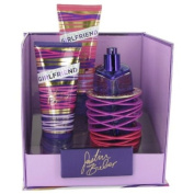 Girlfriend by Justin Beiber - Gift Set -- 100ml Eau De Parfum Spray + 100ml Body Lotion + 100ml