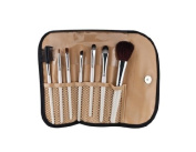 Speckle Design 7pcs Cosmetic Makeup Brushes Set