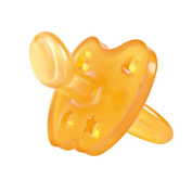 Hevea Star & Moon teether dummy soother 3+ months