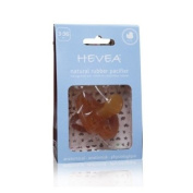 Hevea Natural Rubber Pacifier Dummy Soother